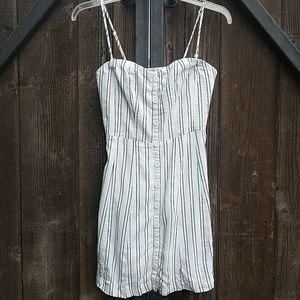 Kimchi Blue Stripped Dress Size 4